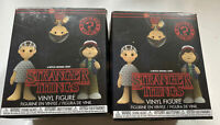 Funko Stranger Things Mystery Mini Blind Box Vinyl Figure New Lot Of 2
