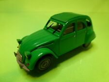 NOREV  1:43  - CITROEN 2CV  2 CV   GREEN EDITION   -   GOOD CONDITION