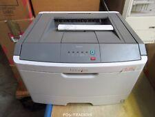 Lexmark E260DN A4 Mono 33ppm USB LAN Laser Printer 1200DPI Drucker 94376 PRINTS