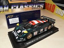Fly A76 - Porsche 911 GT1 98 'Donington Park 1998' - Brand New in Box.