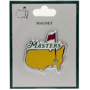 Masters Tournament Commemorative Logo Magnet