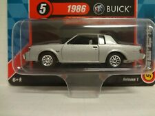 Racing Champions Mint 1986 Buick Regal T-Type Rc012