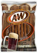 A&W Root Beer Twists - American Licorice - A and W Rootbeer - 142g Pack
