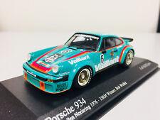 Minichamps Porsche 934 winner Norisring DRM 1976 1/43 400766406