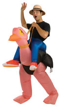 Adult Inflatable Ostrich Animal Costume Size Standard