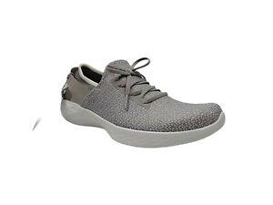 Skechers You Walk Women's Gray Walking Sneakers Size 7.5