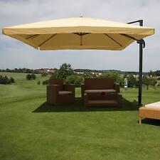 gastronomie sonnenschirme ebay. Black Bedroom Furniture Sets. Home Design Ideas