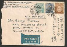 16 - Airmail Cover to USA