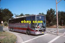Southwest Charter no number original Kodachrome color bus slide