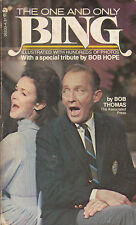 The One and Only Bing by Bob Thomas (1977, Paperback)