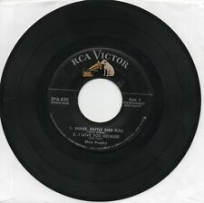 Elvis Presley   Self Titlled  EP   RCA 830  EP Only