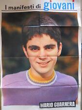 Poster Manifesti di GIOVANI 1967 73x50 cm - MARIO GUARNERA [D39-46]