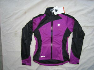 Pearl Izumi Women's Elite WxB Jacket / Waterproof Rain Jacket / Orchid, XS