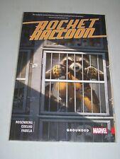 Rocket Raccoon Volume 1 Grounded Unread tpb GN Marvel Matthew Rosenberg