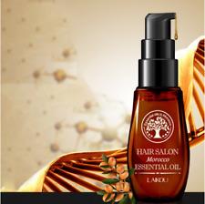100% Pure Moroccan Argan Oil Macadamia Nut Oil Hair Care Scalp Treatment Hair