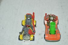 LOT 2 VOITURE TOM ET JERRY   CORGI TOY  CAR VINTAGE