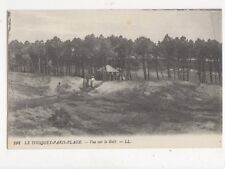 Le Touquet Paris Plage Vue Sur Le Golf France Vintage LL Postcard 488a