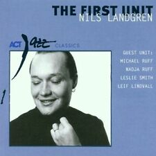 NILS Landgren-the first unit + + CD Act +++++ +++ +++ NUOVO OVP