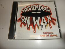 Cd  Sound of N.O.W von Nightmares on Wax