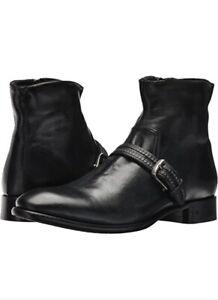 John Varvatos Eldridge Buckle Boot. Size 7.5. BNWT