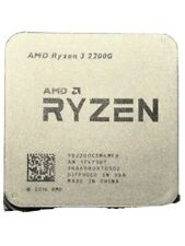 AMD Ryzen 3 3200G - 3.6GHz Quad Core Processor PLEASE READ DESCRIPTION