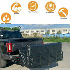 Car Cargo Luggage Carrier Bag Hitch Mount Storage For Jeep Suv Vans Truck Travel