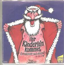 """ERSTE ALLGEMEINE VERUNSICHERUNG EAV """"Ihr Kinderlein Kommet"""" 7"""" Vinyl Single"""