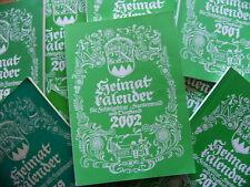 Heimatkalender für Fichtelgebirge Frankenwald Vogtland 1989 Schiefe Ebene 140J