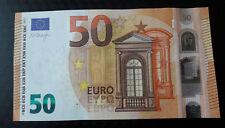FRANCE 50 euro 2017 letter EB UNC E009 B1 Pick 23e