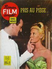 Roman Film Complet n°112 - 1962 avec Anne Rival - Henri Marteau - Sigrid Besnard