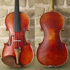 Red Mendelssohn Stradivarius1720 Amati Violin Model ,Antiqued Style Varnish#1011