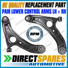 PAIR Hyundai Getz TB 11/02-08/11 Front Lower Control Arms with Bushes LEFT+RIGHT