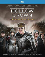 The Hollow Crown: The Wars of the Roses [Blu-ray], Very Good DVDs