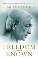 Libertad desde El Conocido Por J Krishnamurti, Nuevo Libro, Gratis & , ( Papel