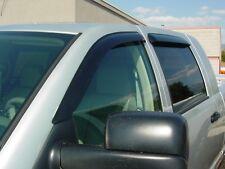 Tape-On Vent Visors for 2006 - 2009 Dodge Ram 2500/3500 Mega Cab