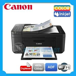 Canon Home Office TR4560 All-in-One Wireless Inkjet Printer *NO STARTER INK*