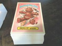 1986 Garbage Pail Kids GPK USA Series 4 Set  84 cards 2nd print  Pack Fresh