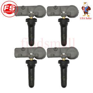 4pcs New Tpms Tire Pressure Monitoring Sensors 13581558 13586335
