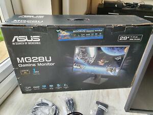 """ASUS MG28UQ Gaming Monitor 28"""" 4K UHD 3840 x 2160p LCD 1ms DP HDMI, BOXED #2"""