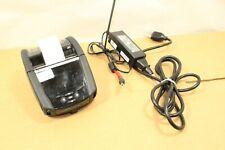 Zebra ZQ620 Mobile Thermal Printer & Charging Cord