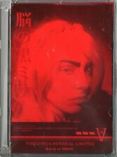 Schwarze Messe Des Gehirns Black mass of the brain DVD Glassbox Art Edition