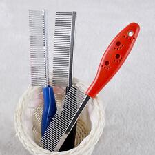Pet Cat Dog Trimmer Grooming Comb Brush Comb Rake Hair Shedding Flea