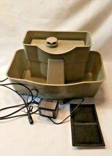 New listing PetSafe Drinkwell Multi-Tier Pet Drinking Water Fountain 100 oz F5