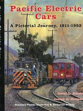 Pacific Electric Cars (A Pictorial Journey, 1911-1953) (Hardcover)   NEW MINT