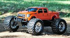 Ford F-250 2011 Redcat Volcano S30 4X4 1/10th 45+MPH Nitro RC Monster Truck RTR