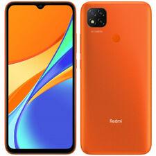 ? Xiaomi Redmi 9C Smartphone mit 6,53 Zoll FHD+ 32GB AI Kamera ?Sunrise Orange?