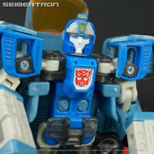 BLURR Transformers Cybertron Deluxe complete + d0y2 key + instructions 2005