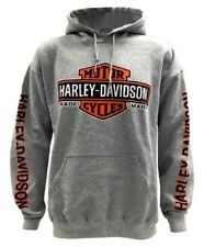 Harley-Davidson Men's Bar & Shield Logo Pullover Hooded Sweatshirt 30299144