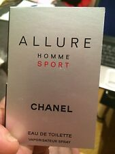 Chanel Allure for Homme Sport 1.5ml travel Sample