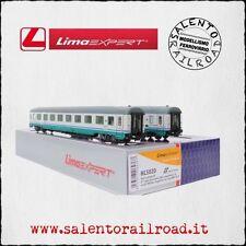 LIMA EXPERT HL5020 set 2 carrozze FS Gran Confort - livrea XMPR - 1985